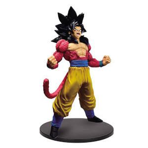 Banpresto Dragon Ball GT SS 4 Goku Blood of Saiyans Special III Statue