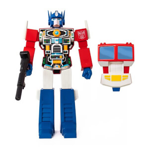 Super7 Transformers Optimus Prime Super Cyborg