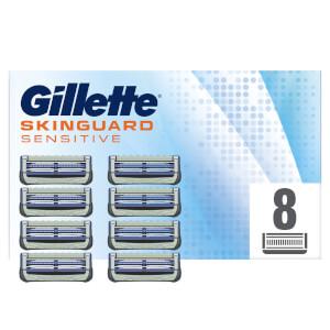 Gillette SkinGuard Sensitive Rasierklingen - 8