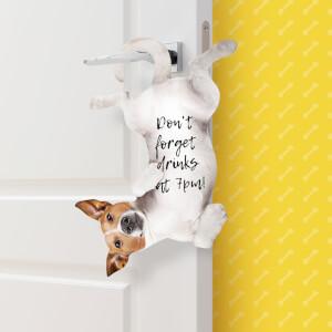 Hunde Notizen Aufhänger