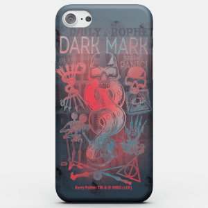 Cover telefono Harry Potter Phonecases Dark Mark per iPhone e Android