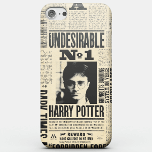 Harry Potter Phonecases Undesirable No. 1 telefoonhoesje