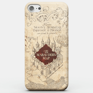 Harry Potter Phonecases Marauders Map telefoonhoesje