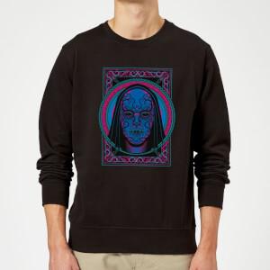 Harry Potter Death Mask Sweatshirt - Black