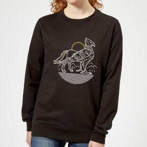 Harry Potter Buckbeak Women's Sweatshirt - Black