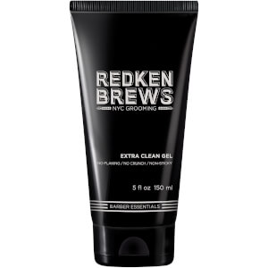 Redken Brews Extra Clean Gel 150ml