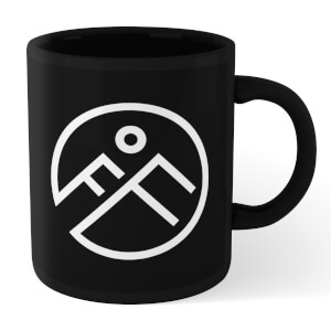 Fifty Four Degree Apparel Logo Mug - Black