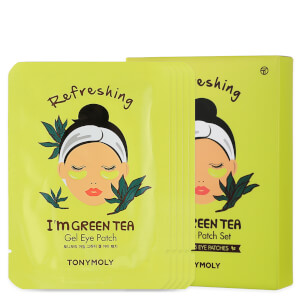TONYMOLY I'm Green Tea Eye Patch - Set of 5