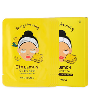 TONYMOLY I'm Lemon Eye Patch - Set of 5 (Worth $20)