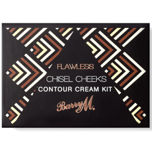 Barry M Chisel Cheeks Contour Cream Kit