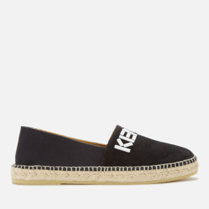 KENZO Men's Paris Elastic Espadrilles - Black