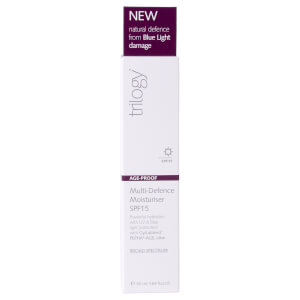 Trilogy Age-Proof Multi-Defence SPF15 Moisturiser 50ml