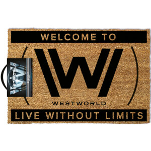 Westworld (Live Without Limits) Doormat (Zavvi Exclusive)