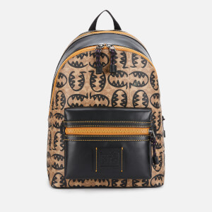 Coach Signature Academy Backpack with Rexy by Guang Yu - JI/Khaki