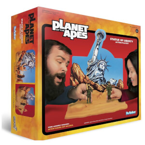 Super7 Planet of The Apes Wave 2 ReAction Playlet
