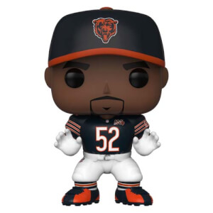 NFL Bears Khalil Mack Pop! Vinyl Figure