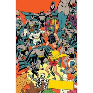 Detective Comics Batman Issue #1000 - 1950s Variant Cover Edition