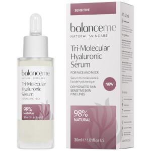 Balance Me Tri-Molecular Hyaluronic Serum 30ml