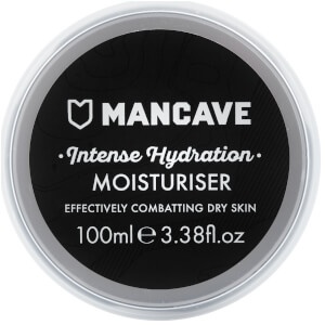 ManCave Intense Hydration Moisturiser 100ml