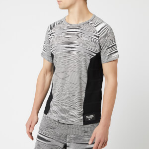 adidas X Missoni Men's Supernova Short Sleeve T-Shirt - Black
