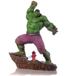 Figurine Hulk, échelle BDS Art 1:10 (29cm), Marvel Comics– Iron Studios