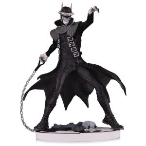 DC Collectibles Batman Black & White Statue The Batman Who Laughs 2nd Edition 19 cm