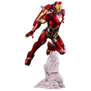 Statuette en PVC Iron Man, échelle 1:10 (25cm), Marvel Universe ARTFX Premier– Kotobukiya