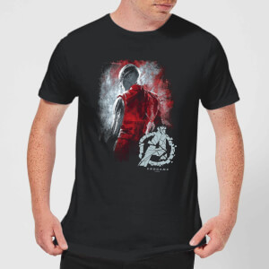 Avengers Endgame Nebula Brushed Men's T-Shirt - Black