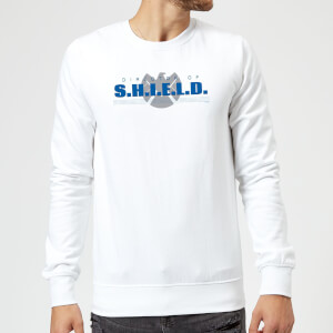 Marvel Avengers Director Of Shield Sweatshirt - White