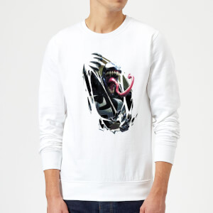 Marvel Venom Inside Me Sweatshirt - White
