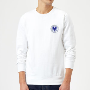Marvel Avengers Agent Of Shield Sweatshirt - White