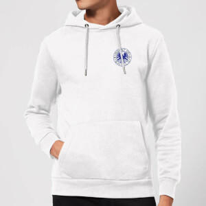 Marvel Avengers Agent Of Shield Hoodie - White
