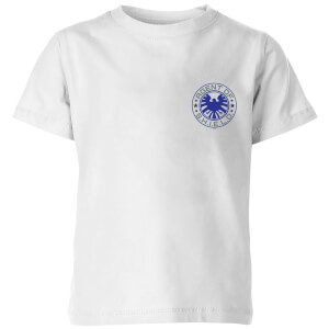 Marvel Avengers Agent Of Shield Kids' T-Shirt - White