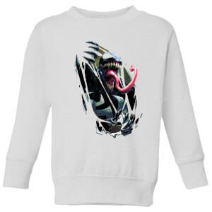 Marvel Venom Inside Me Kids' Sweatshirt - White