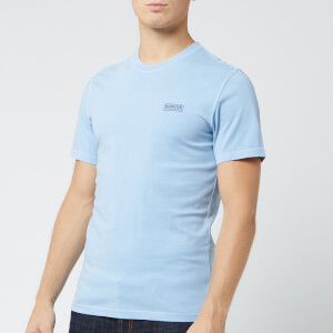 Barbour International Men's Valve Pigment T-Shirt - Cloud Blue