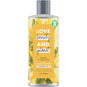 Love, Beauty and Planet Shower Gel Tropical Hydration