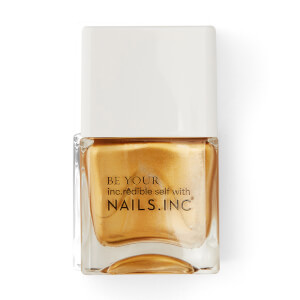 Nails Inc Golden Days Ahead Nail Polish