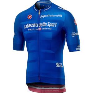 Castelli Giro D'Italia Race Jersey - Azzurro