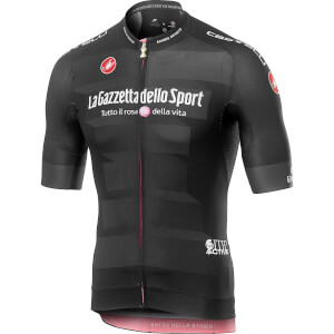 Castelli Giro D'Italia Race Jersey - Nero