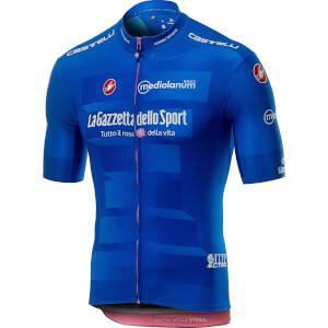Castelli Giro D'Italia Squadra Trikot - Azzurro