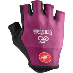 Castelli Giro D'Italia Gloves - Ciclamino