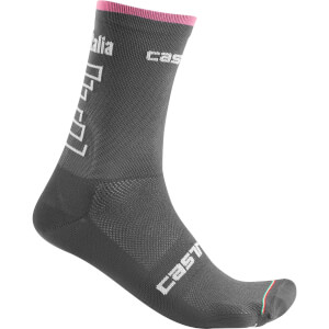 Castelli Giro D'Italia Socks - Anthracite