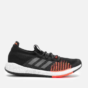 adidas Men's Pulseboost HD Trainers - Black/Orange