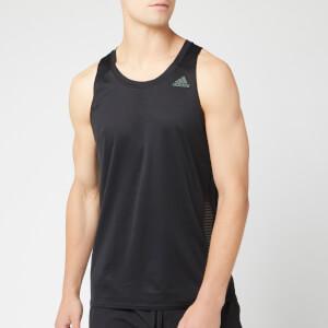 adidas Men's Runner Singlet - Black