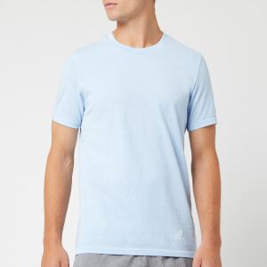 adidas Men's 25/7 Short Sleeve T-Shirt - Blue