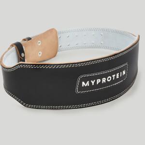 Gewichthebergürtel aus Leder