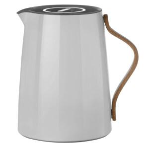 Stelton Emma Vacuum Tea Jug 1L - Grey