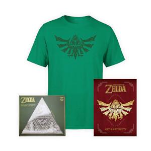 The Legend Of Zelda Hyrule Paket
