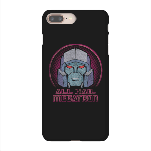 Transformers All Hail Megatron Phone Case for iPhone and Android
