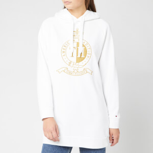 Tommy Hilfiger Women's Cansu Hoodie - Classic White